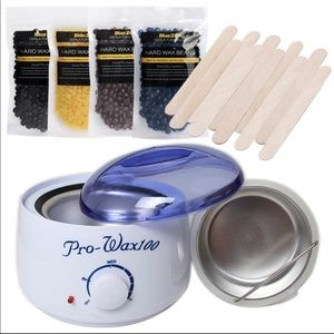 Other - 🔥SALE🔥Waxwarmerwith 300g wax beans,wooden spoons